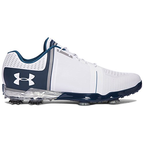 Under Armour , Chaussures de Golf Homme - Blanc -...