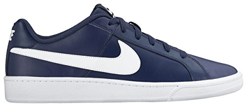 Nike Court Royale, Zapatillas Hombre, Azul/Blanco (Midnight Navy/White), 41 EU