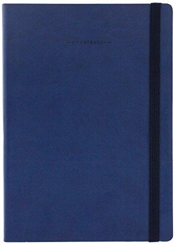Legami MYNOT0063 Taccuino, 17 x 24 cm, Blu