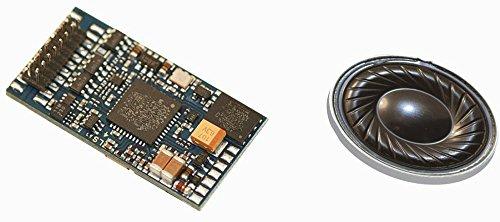 Piko 56358 Lok-Sounddecoder mit Lautsprecher für BR 243 / 143 / 122