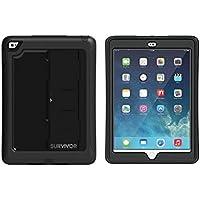 Griffin GB40366 - Funda para tablet Apple iPad Air 2, negro