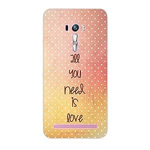 Designer Phone Covers - Asus Zenfone Selfie-all-u-need
