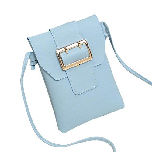 Preisvergleich Produktbild squarex Mode als crossbodytasche Girl 's Schultertasche Phone Bag Münze Tasche
