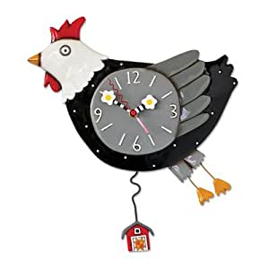 Allen Designs Flew The Coop Clock