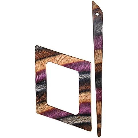KnitPro, Fermaglio per foulard, Multicolore (multi)