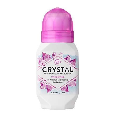 Crystal Body Deodorant Roll-On - geruchlos (65 ml)