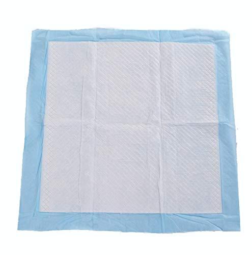 JAORUNNING Einweg-Nursing-Pad Adult Soft Care Pad Elderly Waterproof Diaper Pad Muttergebräunlichkeit Pad 80 * 90cm40