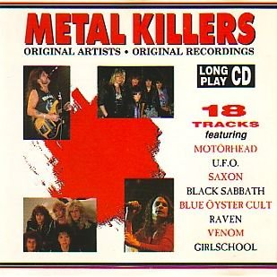 Motörhead, Venom, Blue Oyster Cult, Helix, Saxon, Black Widow..