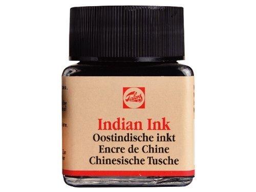 Talens Indian Ink - 30ml Zeichentusche / Chinesische Tusche