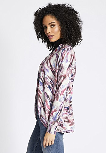 khujo -  Cardigan  - Maniche lunghe  - Donna Multicolore