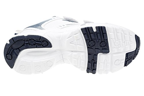 gibra, Sneaker donna bianco/blu scuro