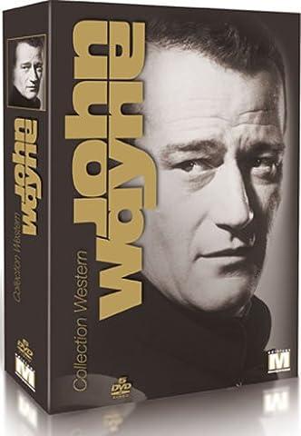 Coffret John Wayne Digipack 5 DVD : L