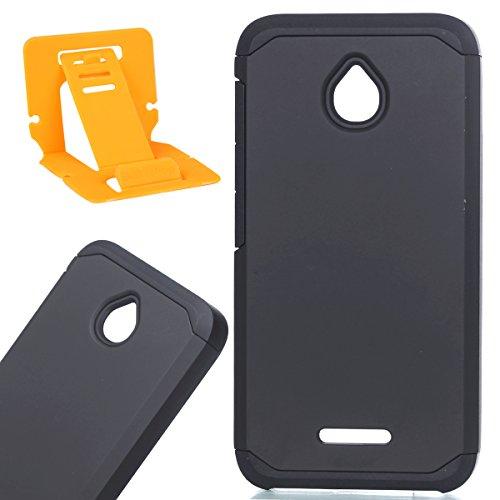 alcatel-dawn-5027-bumper-caseekakashop-luxury-hybrid-heavy-duty-shockproof-soft-silicone-gel-hard-pc
