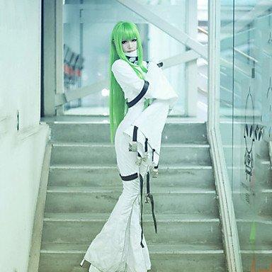 Code Geass c.c. cosplay kostum ,Maßgeschneiderte,Größe XL: Höhe ()