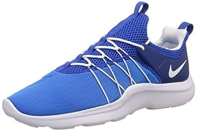 Nike Men's Darwin Photo Blue, White and Game Royal Running Shoes -10 UK/India (45 EU)(11 US)