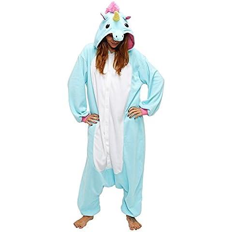 Donne Uomini Unisex adulto Anime Natale Halloween Carnevale Cosplay Kigurumi Costume pigiama tutina pigiama abbigliamento Piece Suits