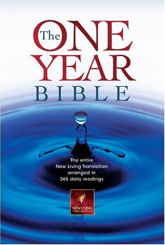 One Year Bible: The New Living Translation (Bible Nlt)