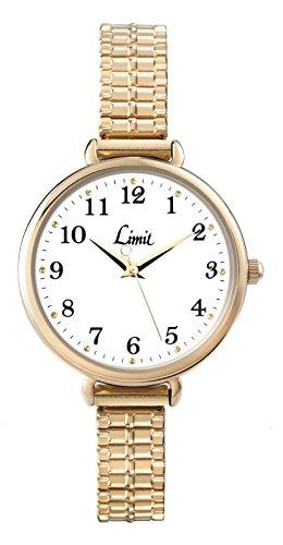 Limit - 6963.01 - Montre Femme - Quartz Analogique - Bracelet Doré