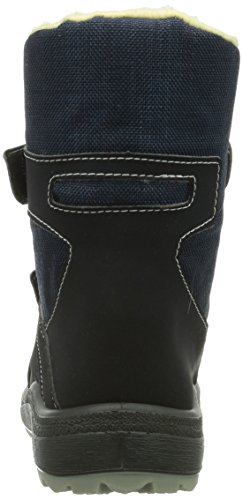 Ricosta Penck, Chaussures bateau garçon Bleu (See/Ozean 178)