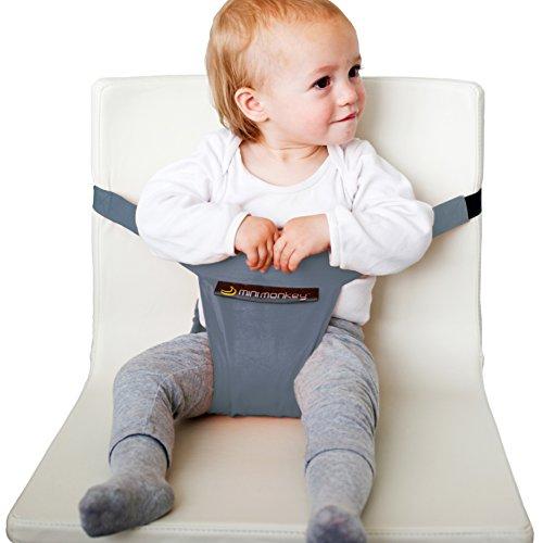 Minimonkey Minichair (Grigio)