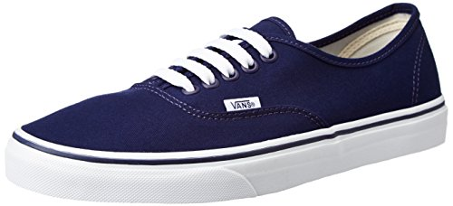 Vans Unisex Authentic Eclipse and True White Sneakers - 5 UK/India (38 EU)