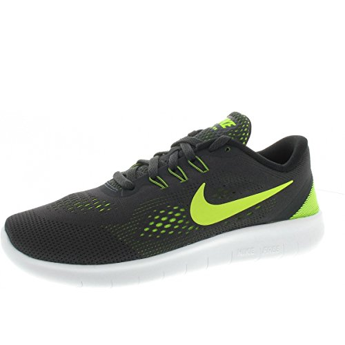 NIKE Unisex-Kinder Free Rn (Gs) Running Shoe Low-Top