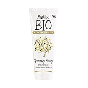 Marilou Bio Face Scrub 75 ml con olio di Argan Gentle Exfoliant