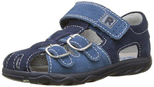 Richter Kinderschuhe Jungen Terrino Geschlossene Sandalen, Blau (atlantic/pacific), 23 EU