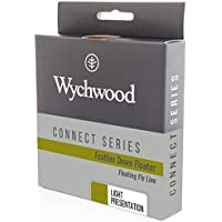 Wychwood - Game Connect Series Feather Floater 3-WT Fly Line Flotador de Plumas WTS, Unisex Adulto, Verde Oliva