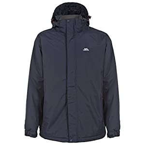 trespass men's lennon waterproof jacket
