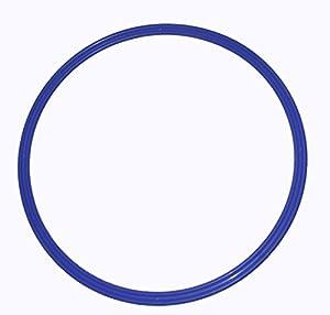 agility sport pour chiens - cerceau Ø 60 cm, Bleu