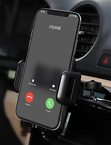 Mpow CD Schlitz KFZ Handyhalterung Auto, autoHalter für CD-Schlitz,3-seitige Klemme kfz smartphone halterung,handyhalter für auto für iPhone XS/ XS Max/XR/X/8/8plus, Samsung Galaxy Note 9/s9/s9 , Google, Nokia,LG, HTC,Huawei,Sony usw.