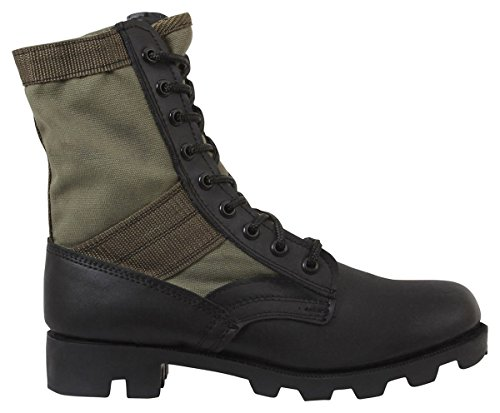 Rothco 8'' GI Type Jungle Boot, Olive Drab, Regular 6 (Drab Rothco Olive Herren)