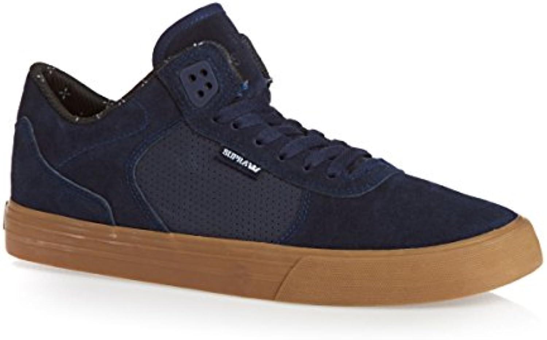 SUPRA Skateboard Shoes ELLINGTON VULC NAVY GUM