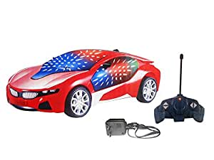 Kumar Toys 3D Famous Remote Control Car