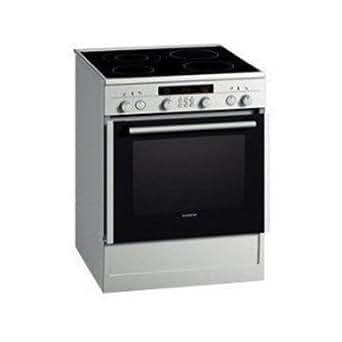 Siemens HC854561F Cuisinière Vitrocéramique 67 L Classe: A