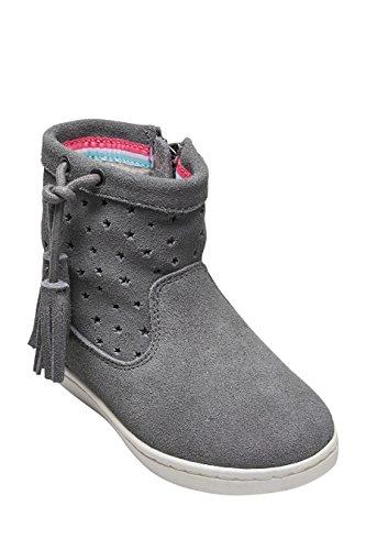 next Boots À Découpes Motif Étoiles (Maternelle Fille) Gris