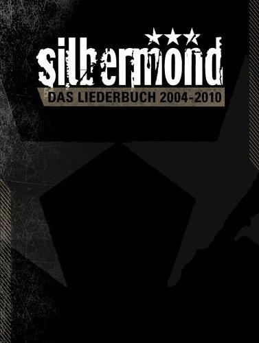 """SILBERMOND : Das Liederbuch 2004-2010 Songbook für Klavier/Gesang/Gitarre mit Bleistift -- Alle Songs der Alben """"Verschwende deine Zeit"""", """"Laut gedacht"""" und """"Nichts passiert"""" (Noten / sheet music)"""