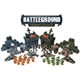 Battleground Crossbows & Catapults War Chest Starter Set - Knight vs Orcs