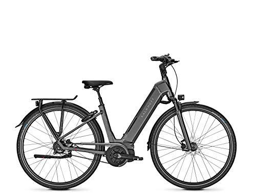 Kalkhoff Image Advance I8R Impulse - Bicicleta eléctrica 2018, Color Negro, tamaño 58 XL