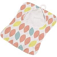 ADDIS pinzas de la ropa bolsa de transporte con gancho para colgar, color blanco/rosa/azul