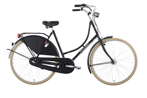 Ortler Van Dyck Damen Black Rahmengröße 55cm 2019 Cityrad