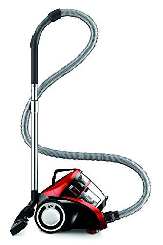 Dirt Devil Rebel 54 HFC - Aspirador sin bolsa, multiciclónico, cepillo parquets, Eficiencia...