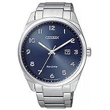 CITIZEN Eco Drive BM7320-87A. Reloj de carga solar (sin cambios de pila)