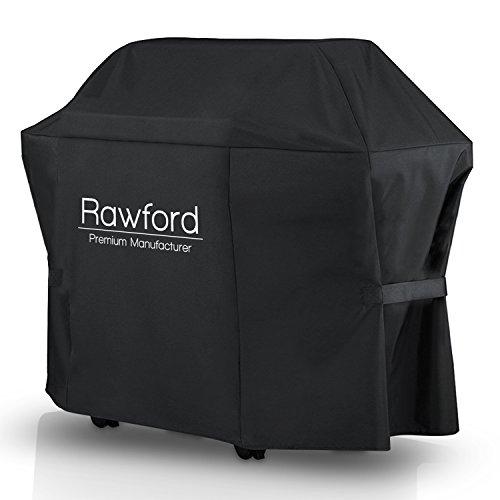 Universelle Grillabdeckung von Rawford [147cm x 61cm x 122cm] - 100% witterungsbeständige Abdeckhaube für den Grill … (Zusätzliche Abdeckung)