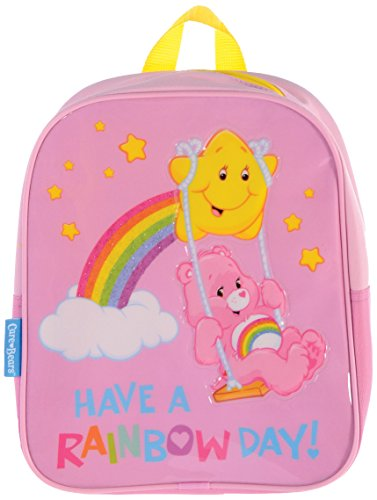 Image of Care Bears Children's Rainbow Backpack, 28 cm, 4 Liters, Pink