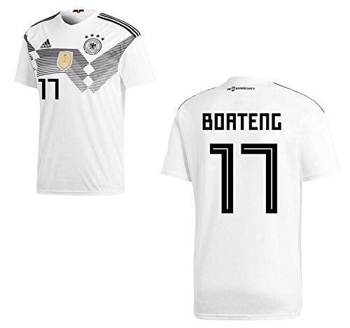 Trikot Kinder DFB 2018 Home WC - Boateng 17 (164)