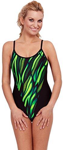 Lorin Damen Schwimmanzug Badeanzug 7155 (38, ()