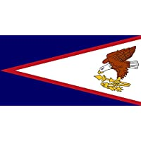 magFlags Bandiera XXXL+ Samoa Americane 200x335cm