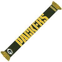 NFL Schal Scarf GREEN BAY PACKERS Wordmark Fanschal